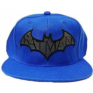 Friendskart Printed Batman in Hip Hop Style Cap For Boys and Girls Cap