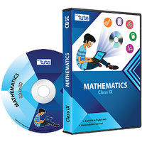 Letstute Math For Class IX (CBSE) (DVD)