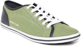 United Colors Of Benetton Men Canvas Shoes-906