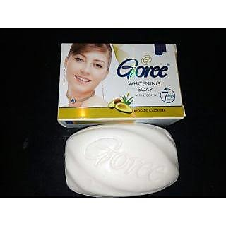 Goree Whitening Soap (Pack Of 1Pc).