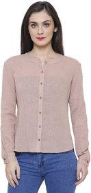 Tshirt Company Solid Rayon Shirt