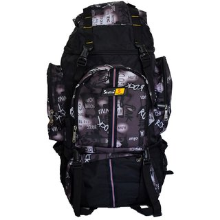 20aa812494b4 Skyline 25L Grey Unisex Hiking Trekking Travelling Camping Backpack Bag  Rucksack Bag With