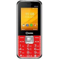 Snexian Bold 2.4' Dual SIM Dual Standby Red