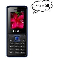 Set Of 50 I Kall K20 Dual Sim Mobile Phone