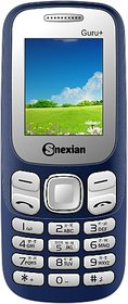 Snexian Guru Plus (Dual Sim, 1.8 Inch Display, 1000 Mah Battery)