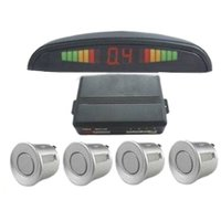 Silver Car Reverse Parking Sensor for all cars