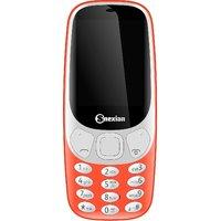 2.4 2D Curve Glass, Dual SIM Dual Standby, M4022 RED