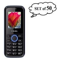 Set Of 50 I Kall K18 Dual Sim 1.8 Inch 800 MAh Battery