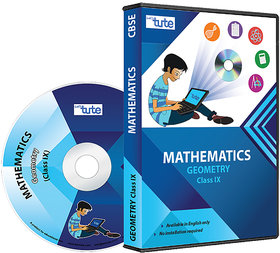 Letstute Geometry For Class IX (CBSE) (DVD)