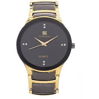 Golden Men colour IIK casual watch for Men