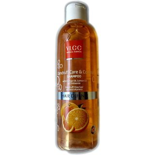 VLCC Dandruff Care Orange  (350 ml)