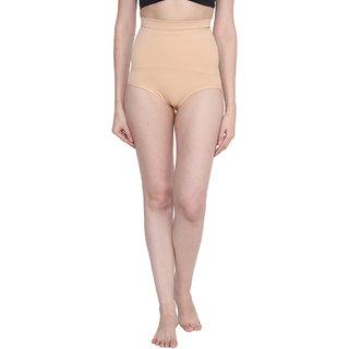Ansh Fashion Wear Women's Body Fit Tummy Tucker Shapewear Skin