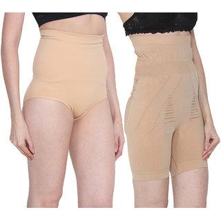 bfe561a55ba Buy Ansh Fashion Wear Tummy   Body Shaper Pack Of 2 Online - Get 44% Off