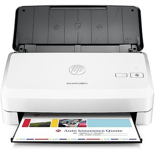 HP ScanJet Pro 2000 s1 Sheet-feed Desktop Scanner