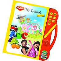 Mitashi Sky Kidz E Book With Free Ben 10 Tangle