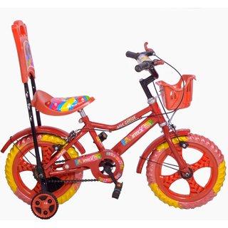 Intex Cycles AQUA Red 35.56 cm(14) Comfort bike Bicycle