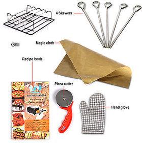 wellberg premium kitchen accessories for electric tandoor