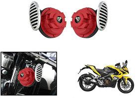 Autonity Type R Super Car / Bike Horns - Set of 2- For  Bajaj Pulsar RS200