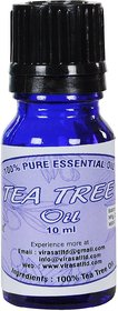 Virasat  Tea Tree Essential Oil  10 ml