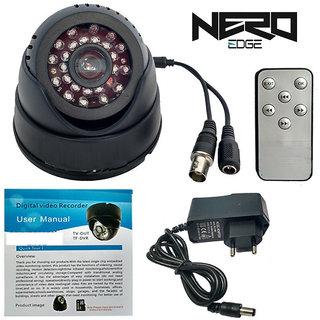 Cctv IR Dome Camera With Inbuilt Recroding Card Slot