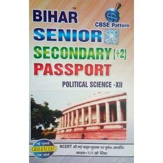 Bihar senior scondary passport political science -12