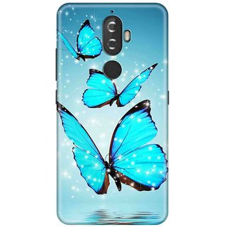 sports shoes 3d686 22fdb Lenovo K8 Plus back cover