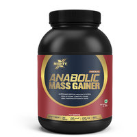 MightyX Anabolic Mass Gainer Chocolate, 1 Kg, 20 Servin