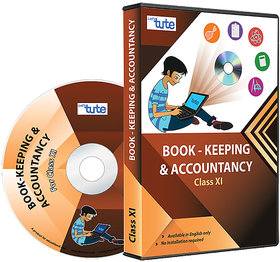 Letstute Book-Keeping  Accountancy For Class XI(DVD)