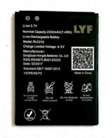 Original LYF wind 7 battery