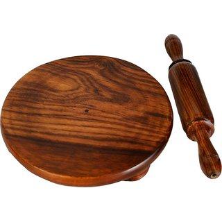 Royyalarts Wooden Chakla Belan