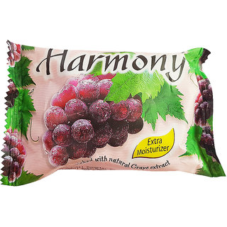 Harmony Enriched With Natural Graps Extract 75g (Pack Of 1)
