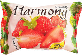 Harmony Enriched With Natural Strawberry Extract 75g (Pack Of 1)