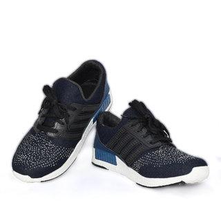 Blue pop 757B matty navy blue Training shoes