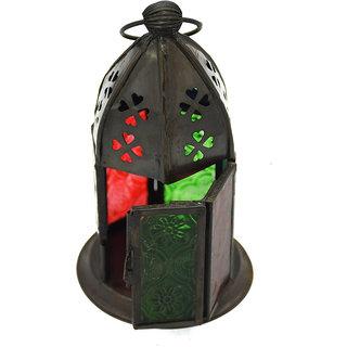 Master Piece Crafts Handmade  Galib Oxidised Window Lantern