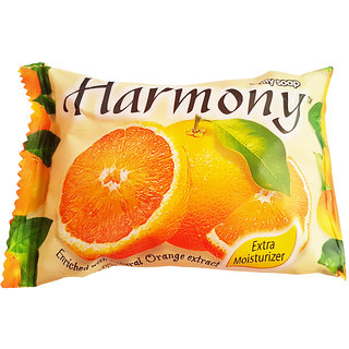Harmony Enriched With Natural Orange Extract 75g (Pack Of 1)