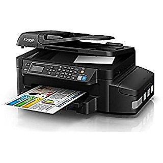 Epson L655 Wi-Fi Duplex All-in-One Ink Tank Printer