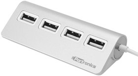 Portronics POR-717 M Port 24 USB 2.0 Aluminium HUB With