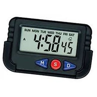 love4ride Car Dashboard / Office Desk Alarm Clock