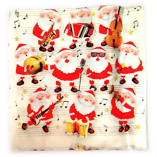 Ezee Little Santas Printed Tissues 3 Ply -100 Pieces