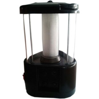 Solar Lantern With Panel  Adopter Multi mobile Charger etc.
