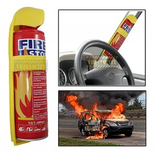 love4ride Fire Extinguisher Fire Stop Spray For Car And Home