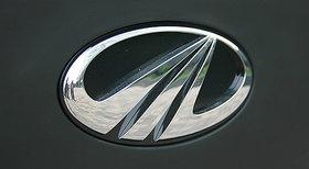MAHINDRA XUV500 rear CAR MONOGRAM /LOGO/EMBLEM chrome emblem