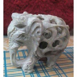 Marble elephant
