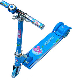 Trendy Scooty For Kids(Multicolor)