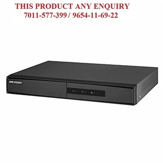 HikVision DS-7204HGHI-F1 4 Channel DVR Tribrid HDTVI with Metal Body,Support AHD+IP