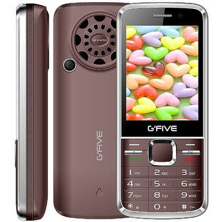 Gfive G9 (Dual Sim Selfie Camera 3000 mAh Big Battery Big Speaker) Phone