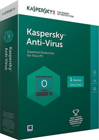 Kaspersky Anti-Virus Latest Version - 1 PC, 3 Year Latest Version (Email Delivery in 2 hours- No CD)