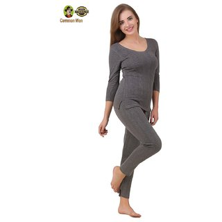 72a8b91d9 Buy Common Men s PREMIUM Thermal Set - (Inner with Trouser) - For ...
