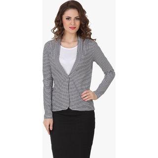 texco Grey Womens Blazers