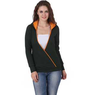 texco Green Women's sweatshirt